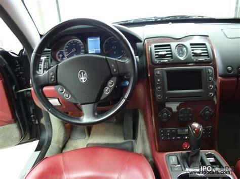 on board diagnostic system 2007 maserati quattroporte navigation system 2007 maserati quattroporte zf gearbox bixenon navi car photo and specs