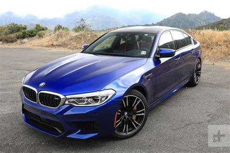 Bmw M5 Picture by 2018 Bmw M5 Review Digital Trends