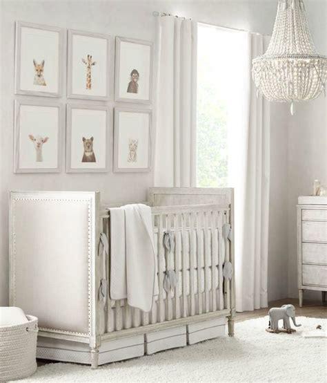 calming grey nursery design get the look yes