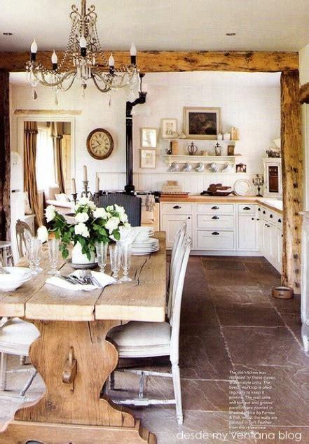 rustic farmhouse kitchen decor 26 fabulous farmhouse kitchens the cottage market Rustic Farmhouse Kitchen Decor