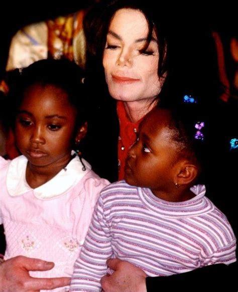 Michael Jackson Charity Work