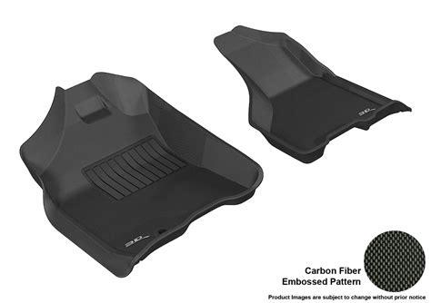 floor mats dodge ram 2500 maxpider 3d rubber molded floor mat for dodge ram 1500 2500 3500 crew cab 09 12 ebay