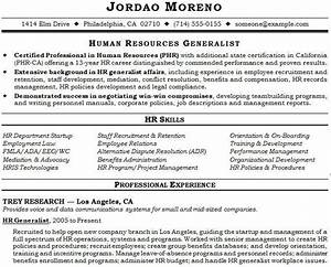 10 best images about resume templates on pinterest With human resources generalist resume