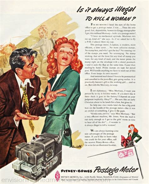 The Most Sexist Ad Ever | Envisioning The American Dream