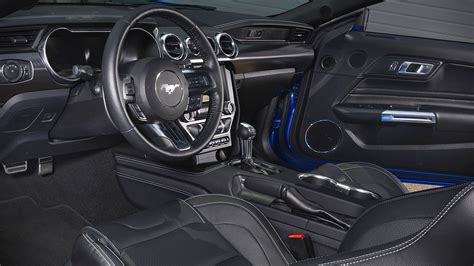 ford mustang mach  interior images