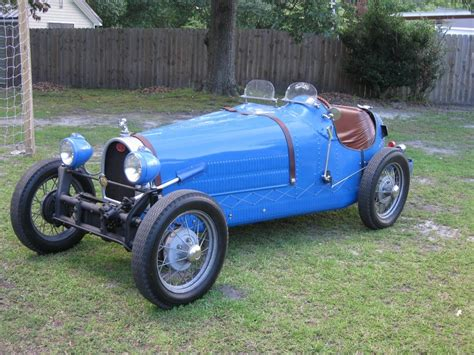 For Sale- Bugatti Type 35 Replica