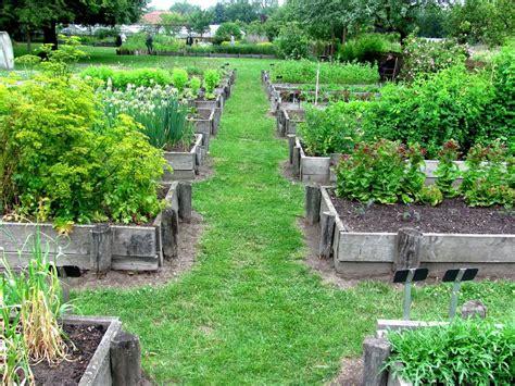 Garten Hochbeet Pflanzen by Garten Anders Hochbeete Im Klostergarten Riddagshausen