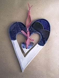 Tischkartenhalter Selber Machen : diy deko herz aus ton tischdekoration selber machen valentine 39 s ideas valentines scrapbook ~ Eleganceandgraceweddings.com Haus und Dekorationen