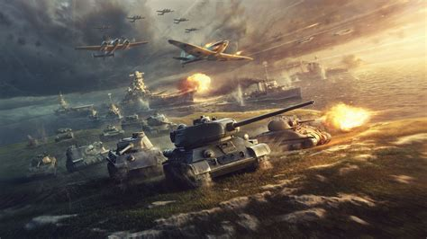 wallpaper word  tanks world  warplanes world