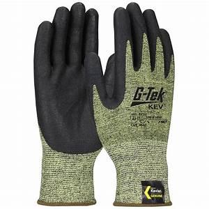 PIP 09-K1600 G-Tek KEV Seamless Knit Kevlar Blended Gloves