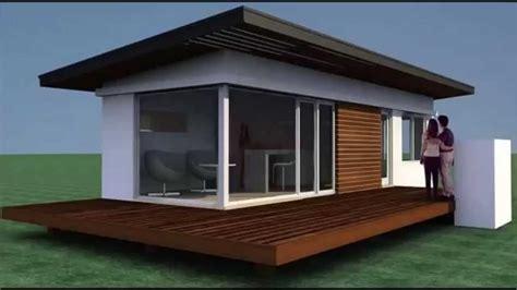 plano de cabanas modernas de   youtube