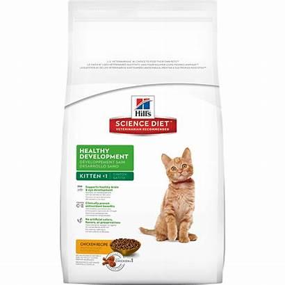Diet Science Kitten Hill Healthy Dry Development