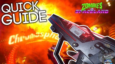 zombies spaceland shredder weapon wonder