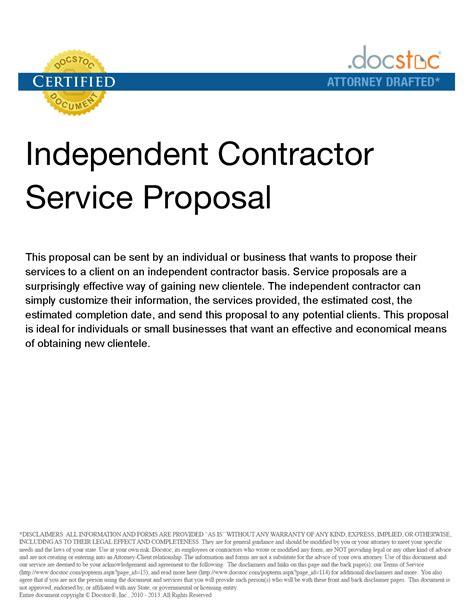 contractor bid 10 best images of independent forms independent contractor agreement form free lawn