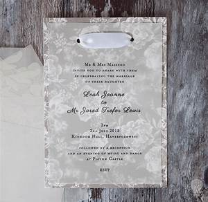 how to make gorgeous vellum wedding stationery With photo wedding invitations with vellum overlay