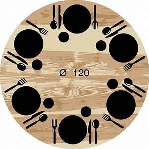 Table 6 Personnes Dimensions : quelles dimensions de table pour vos convives artmeta ~ Teatrodelosmanantiales.com Idées de Décoration