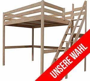 Schwebebett Selber Bauen : hochbett erwachsene 140x200 sylvia etagenbetten pinterest hochbett erwachsene hochbetten ~ Indierocktalk.com Haus und Dekorationen