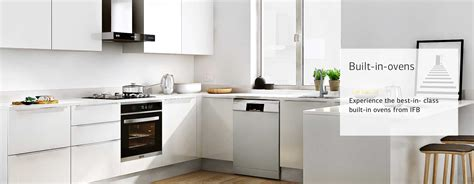 Built In Kitchens : Buy Ifb Kitchen Built-in Ovens In India At Best Prices