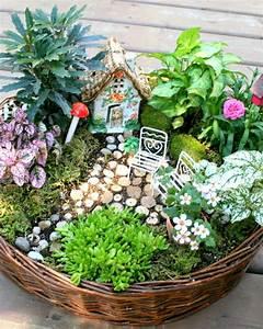Minigarten Im Glas : 1001 ideen f r blument pfe dekorieren mit stil und lust ~ Eleganceandgraceweddings.com Haus und Dekorationen