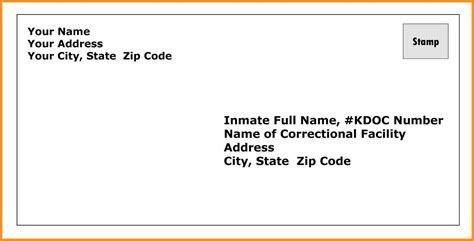 how to write address on a letter formal letter envelope format letters 53418