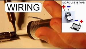 Crimp On Mini Usb Plug Wiring Diagram