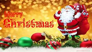 Full HD Merry Christmas Santa Claus 1080p Wallpapers 2017 ...