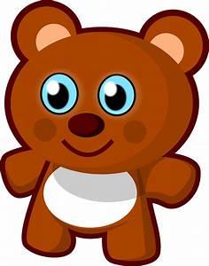 Free to Use & Public Domain Teddy Bear Clip Art