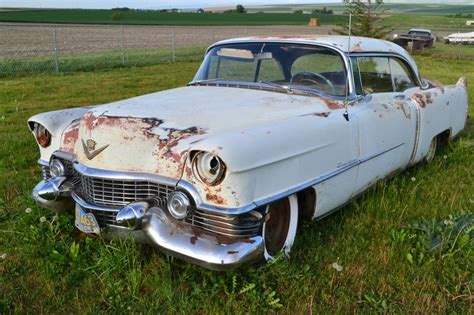 1954 Cadillac Series 62 Coupe For Sale