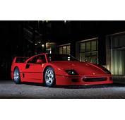 Car Ferrari F40 Wallpapers HD / Desktop And Mobile