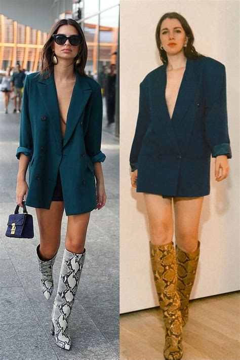 It-girl Emrata Style made easy - Gabrielle Arruda