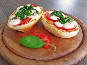 Tomate Mozzarella Rezept : tomate mozzarella br tchen rezept mit bild von ~ Lizthompson.info Haus und Dekorationen