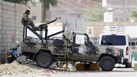 Houthis Place Saleh Under House Arrest In Yemen, Reports