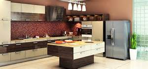 kitchen island decoration johnson kitchens indian kitchens modular kitchens