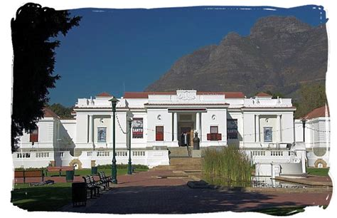 location bureau tours cape museums in south africa