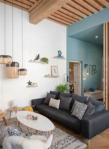 les 25 meilleures idees de la categorie salons cosy sur With delightful peinture couleur bois de rose 0 deco salon gris 88 super idees pleines de charme