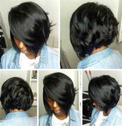 Short Bob Weave Hairstyles