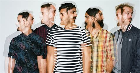 Young The Giant Talk Loving Kafka, New Immigrantthemed Lp