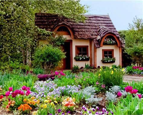 Colourful Cottage  Garden Ideas Pinterest