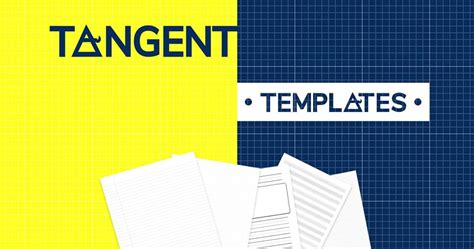 tangent templates tangent templates