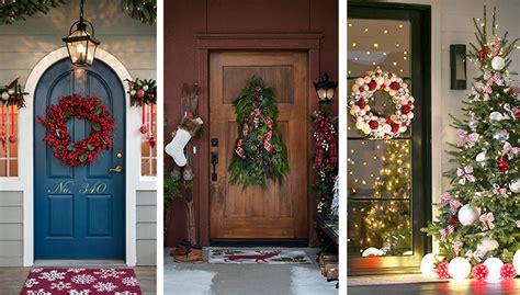 christmas decor  front porches