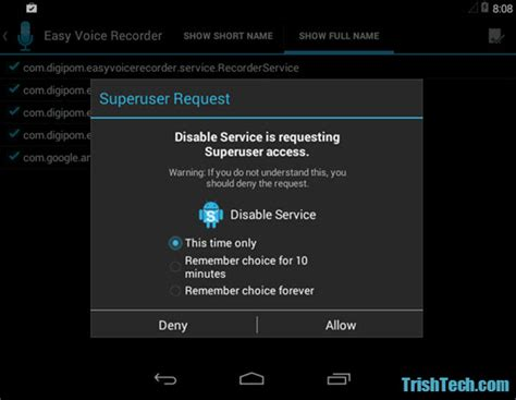 android stop service how to disable services in android smartphone