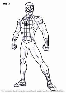 Learn How to Draw Ultimate Spider-Man (Ultimate Spider-Man ...