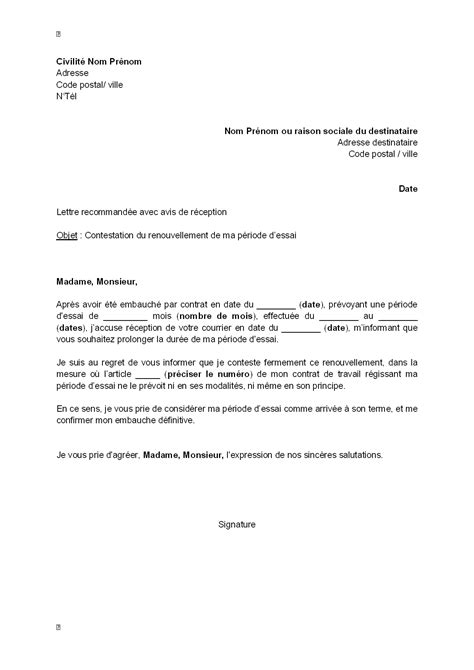 modele de lettre de demande d intégration après détachement cover letter exle exemple de lettre de motivation pour