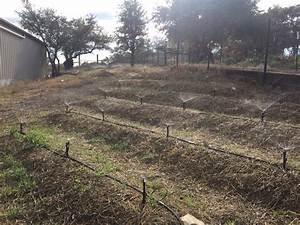 Keyline Garden Design in Central Texas