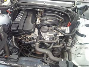 Bmw Owner Blog  Bmw E46 316 318 Ti Mass Air Flow Meter