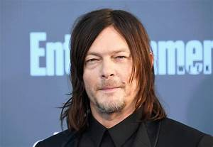 The Walking Dead's Norman Reedus gushes over Daryl and ...