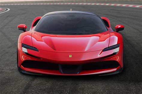 bhp hybrid ferrari sf stradale revealed carbuyer