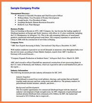 Best 25 ideas about business profile find what youll love construction company profile sample altavistaventures Choice Image