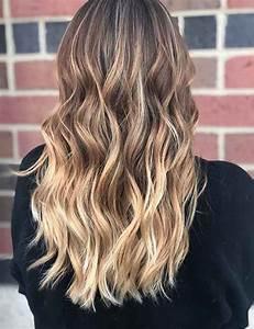20 Beautiful Blonde Balayage Hair Looks The Minted Beauty