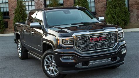 2016 Gmc Sierra Pickup Review With Price, Horsepower And